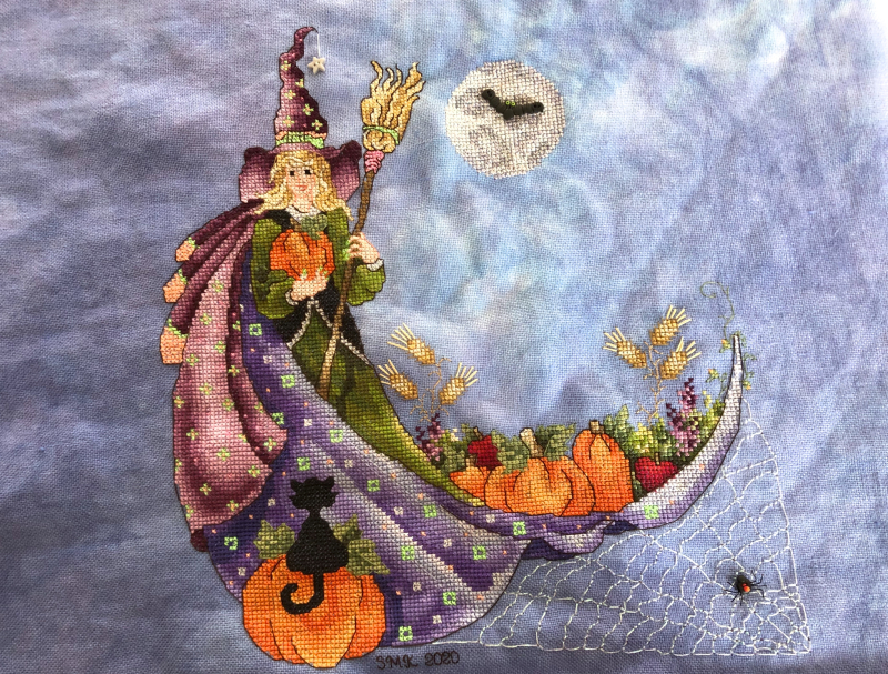 Harvest Witch HD