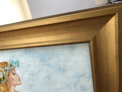 Enchanted Mer framing HD-detail