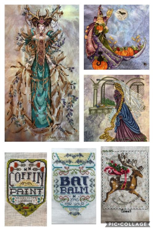 WIPocalypse start collage 12-20