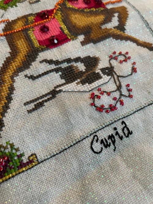 Cupid HD- bird