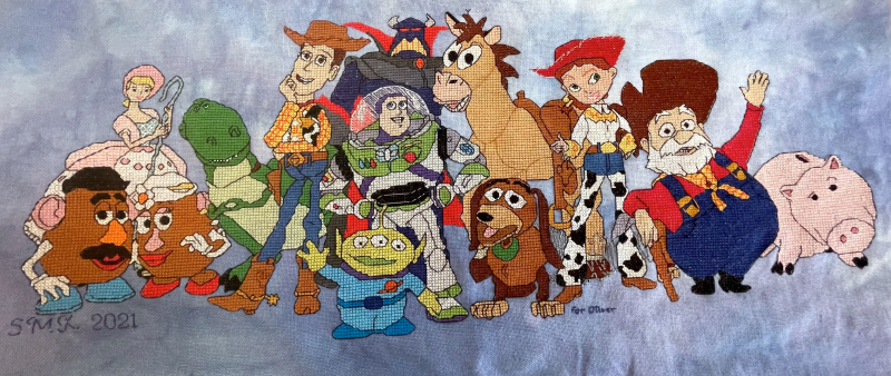 Toy Story Cast HD