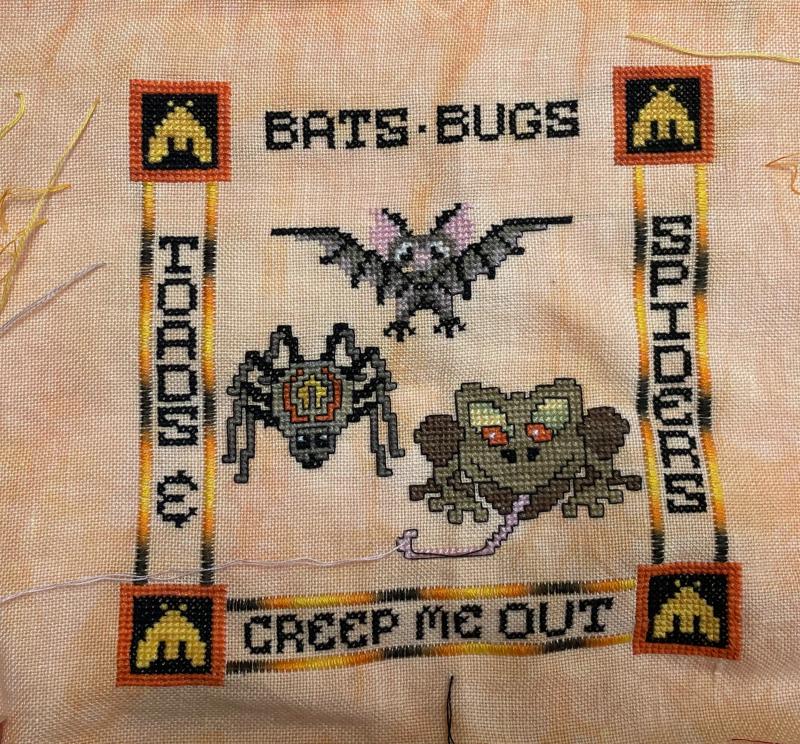 Bats Bugs WIP 5-31-21