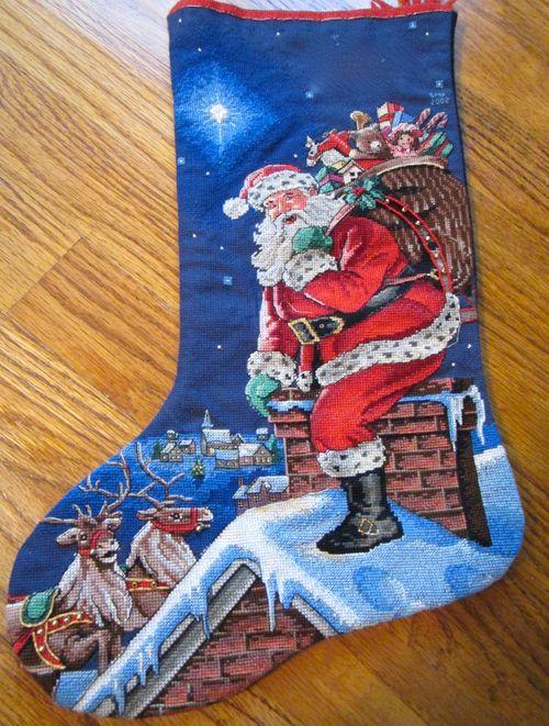 SantaStocking
